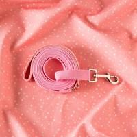 별초롱 핑크 리드줄(3m~5m)