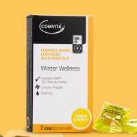 [콤비타]마누카꿀 로젠지(캔디 12개) 레몬 1개_(1118330)