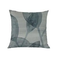 누키트 펄른리브스 쿠션 블루그레이 (50x50)