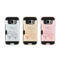 갤럭시노트9 (N960) Mst-icecream 카드 범퍼 케이스