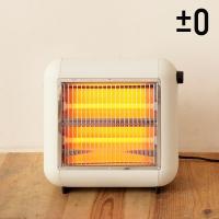 플러스마이너스제로 원적외선 2단 히터 XHS-Y010