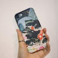 [뚜누] 빈티지샵 케이스 아이폰XS