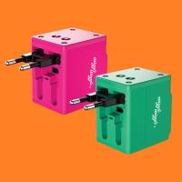 [위글위글]Travel Multi Adapter 멀티어댑터(2종)