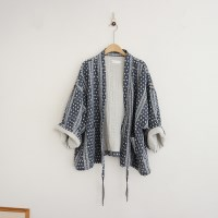 bohemian short robe