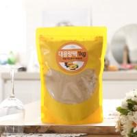 쏠비보 특대용량 와일드망고 씨앗가루 추출분말 1kg
