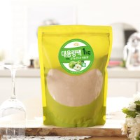 쏠비보 특대용량 유기농 풋사과 추출분말 1kg