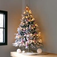 윈터 크리스마스 스노우트리 SET-핑크(150cm)