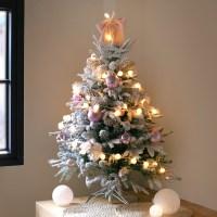 윈터 크리스마스 스노우트리 SET-핑크(120cm)