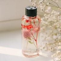 레드안개 천일홍 꽃을 담은 클린 디퓨저 세트-블랙체리_(100727338)