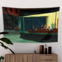 태피스트리 벽장식 패브릭 포스터 - 필리 (126x80cm)