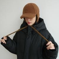 Lovable fleecy cap