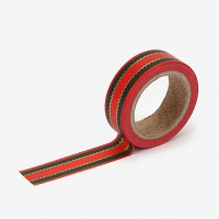 Masking tape christmas - 09 Ribbon