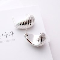 (92.5 silver) antique earring