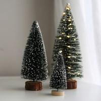 미니 크리스마스트리 LED 20cm 세트(3종)