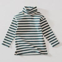 베이직 피치폴라 롱 티셔츠