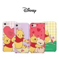 디즈니 곰돌이 푸 하트 케이스 / 슬림핏 (애플,LG)