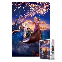 150피스 직소퍼즐 - 라푼젤의 꿈