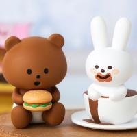Fluffy House Series3 Cafe (플러피하우스 시리즈3_카페)_랜덤