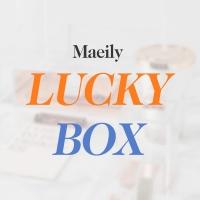 [Maeily] LUCKY BOX(2종중 랜덤)