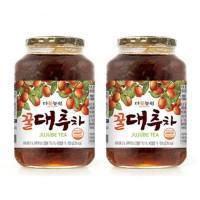다농원 꿀대추차 1kg 2개묶음_(732519)