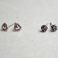 [1+1세트상품]petit rose + heart