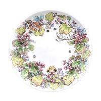 [이웃집 토토로] 노리타케 접시23cm(산분꽃)