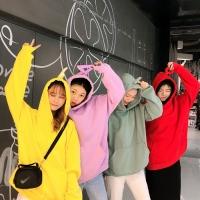 핵인싸템 텔레토비 후드티 4color 루즈핏 M~2XL 전사이즈 우정