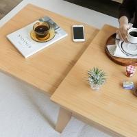 포홈 내츄럴모노 확장형 테이블 NA34_(1477625)