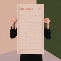 [도이] 살면서 한번은 읽어볼만한 책 50 포스터_(1502509)