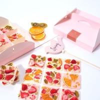 발렌타인 딸기 바크초콜릿만들기세트