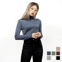 2398 루지 롱 폴라 티셔츠 (7colors)