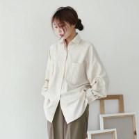 피치 셔츠 (2color)
