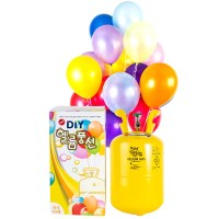 일회용 헬륨통 10개분량 (풍선 컬링 포함)_(11622902)