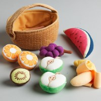 이케아 DUKTIG 장난감 과일바구니 9종세트