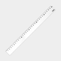 [LION] LION Pickup Ruler RA_30cm