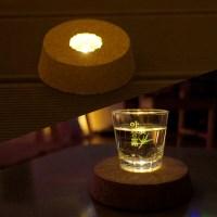 감성캠핑조명 술병받침 LED 글라스라이트