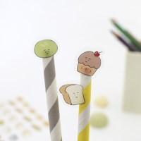 백반 스티커 - 작은빵 BB141