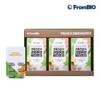 [프롬바이오] 가족건강엔 과일허브비타민 30정x3박스 (3_(1678120)