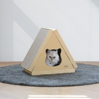 토모 고양이 장난감 하우스 스크래쳐
