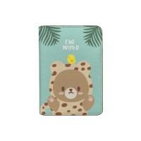 베이비 베어 / 트로피컬 Passport wallet (4color)
