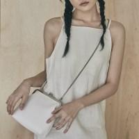 Amelie frame bag_snow white