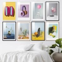 유니크 팝아트풍 사진 16종 북유럽 인테리어액자 포스터