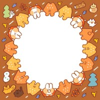 가을 산 메모패드