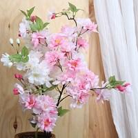 왕 벚꽃 가지 조화(2color)_(1491674)