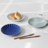 일본 아메다마 15cm 원형접시 3color