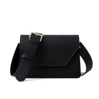 clover cross bag (black) - D1006BK