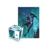 오버워치 직소퍼즐 108피스 8 위도우메이커