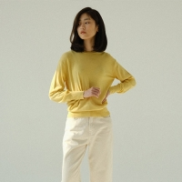 COLOR ROUND KNIT