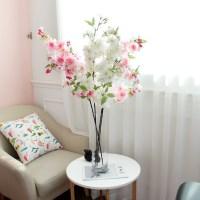 이너스 조화 왕벚꽃 가지 3P_(2107377)