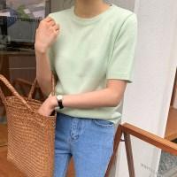 Mini round half knit_S (size : free)_(1227005)